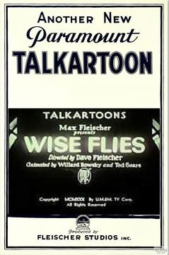 Best Animation Movies of 1930 : Wise Flies