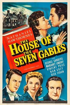 Best Thriller Movies of 1940 : The House of the Seven Gables