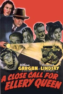 Best Mystery Movies of 1942 : A Close Call for Ellery Queen