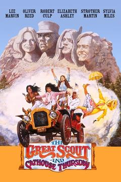 Best Western Movies of 1976 : The Great Scout & Cathouse Thursday