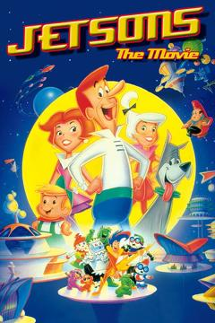 Best Animation Movies of 1990 : Jetsons: The Movie