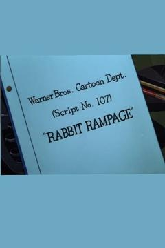 Best Animation Movies of 1955 : Rabbit Rampage