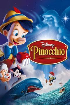 Best Family Movies of 1940 : Pinocchio
