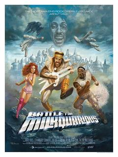 Best Music Movies of 2009 : Battle for Milkquarious