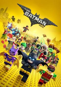 Best Action Movies of 2017 : The Lego Batman Movie