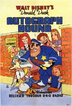 Best Family Movies of 1939 : The Autograph Hound