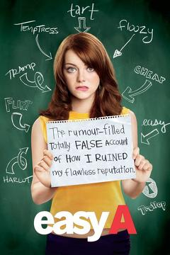 Best Comedy Movies of 2010 : Easy A