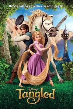 Best Family Movies of 2010 : Tangled