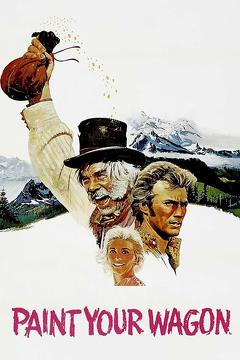 Best Comedy Movies of 1969 : Paint Your Wagon