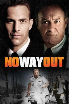 Best Thriller Movies of 1987 : No Way Out