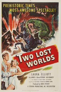 Best Science Fiction Movies of 1951 : Two Lost Worlds