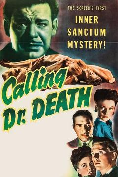 Best Horror Movies of 1943 : Calling Dr. Death