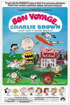 Best Family Movies of 1980 : Bon Voyage, Charlie Brown (and Don't Come Back!)