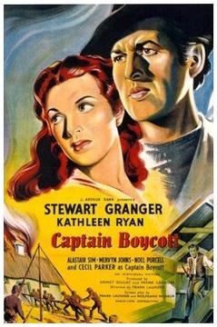 Best History Movies of 1947 : Captain Boycott