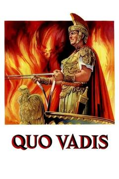 Best Drama Movies of 1951 : Quo Vadis