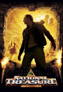 Best Thriller Movies of 2004 : National Treasure