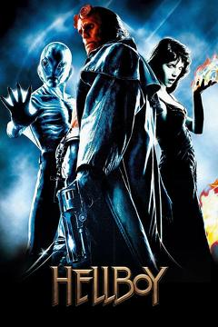 Best Action Movies of 2004 : Hellboy