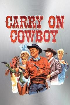 Best Western Movies of 1965 : Carry On Cowboy