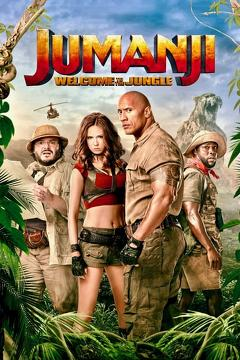 Best Adventure Movies of 2017 : Jumanji: Welcome to the Jungle