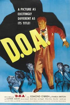 Best Crime Movies of 1950 : D.O.A.