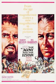 Best History Movies of 1965 : The Agony and the Ecstasy