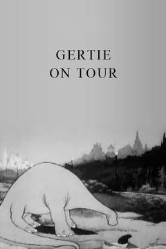 Best Fantasy Movies of 1921 : Gertie on Tour