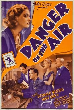 Best Mystery Movies of 1938 : Danger on the Air