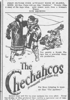 Best Adventure Movies of 1924 : The Chechahcos