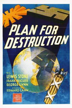 Best History Movies of 1943 : Plan for Destruction