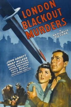 Best Crime Movies of 1943 : London Blackout Murders