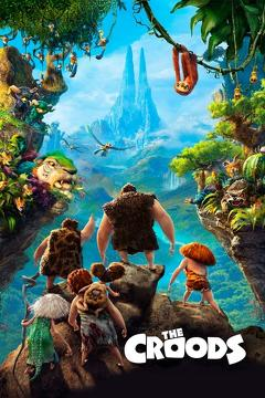 Best Family Movies of 2013 : The Croods
