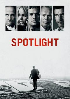 Best Drama Movies of 2015 : Spotlight