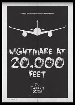 Best Mystery Movies of 1963 : Nightmare at 20,000 Feet