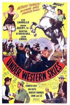 Best Western Movies of 1945 : Under Western Skies