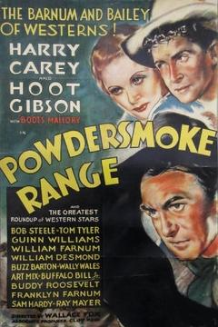 Best Western Movies of 1935 : Powdersmoke Range