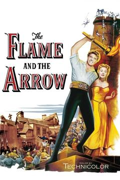 Best Adventure Movies of 1950 : The Flame and the Arrow