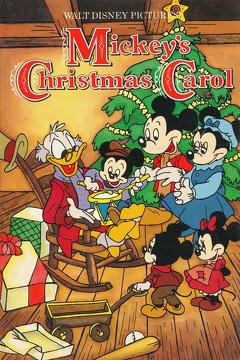 Best Animation Movies of 1983 : Mickey's Christmas Carol