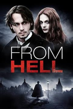 Best Thriller Movies of 2001 : From Hell