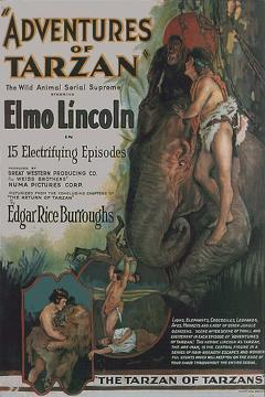 Best Adventure Movies of 1921 : The Adventures of Tarzan