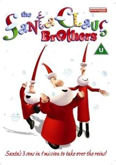 Best Fantasy Movies of 2002 : The Santa Claus Brothers