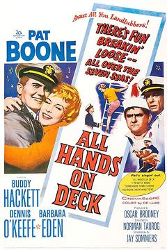 Best Music Movies of 1961 : All Hands on Deck