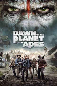 Best Action Movies of 2014 : Dawn of the Planet of the Apes
