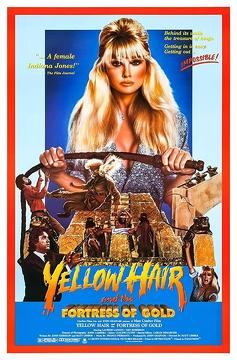 Best Western Movies of 1984 : Yellow Hair and the Pecos Kid