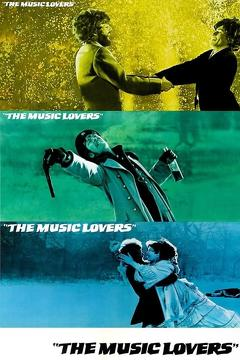 Best Music Movies of 1971 : The Music Lovers