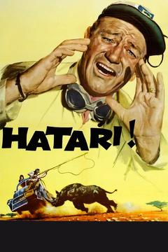 Best Adventure Movies of 1962 : Hatari!