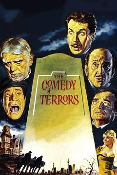 Best Horror Movies of 1963 : The Comedy of Terrors