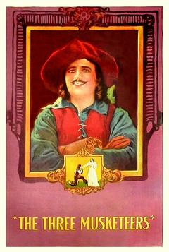 Best Adventure Movies of 1921 : The Three Musketeers