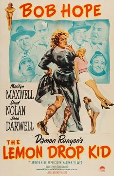 Best Comedy Movies of 1951 : The Lemon Drop Kid