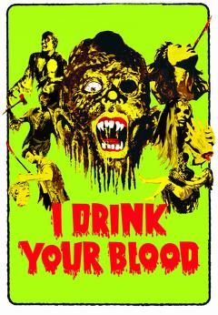 Best Horror Movies of 1970 : I Drink Your Blood