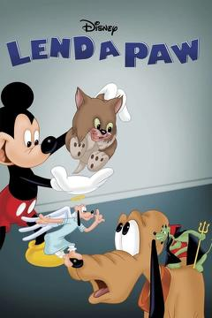 Best Family Movies of 1941 : Lend a Paw